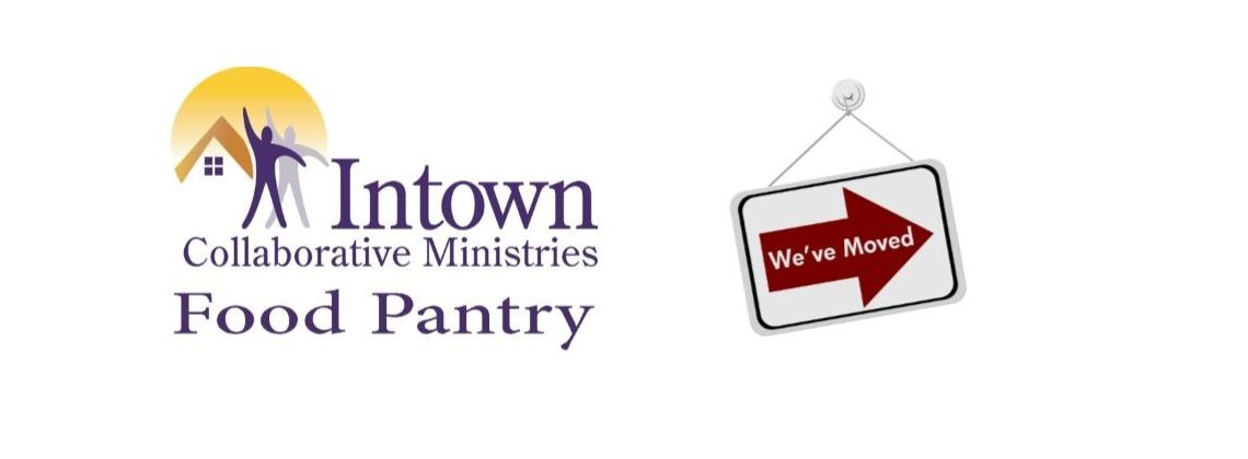 Food Pantry has moved